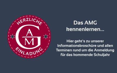 Anmeldung für das Schuljahr 2021/2022