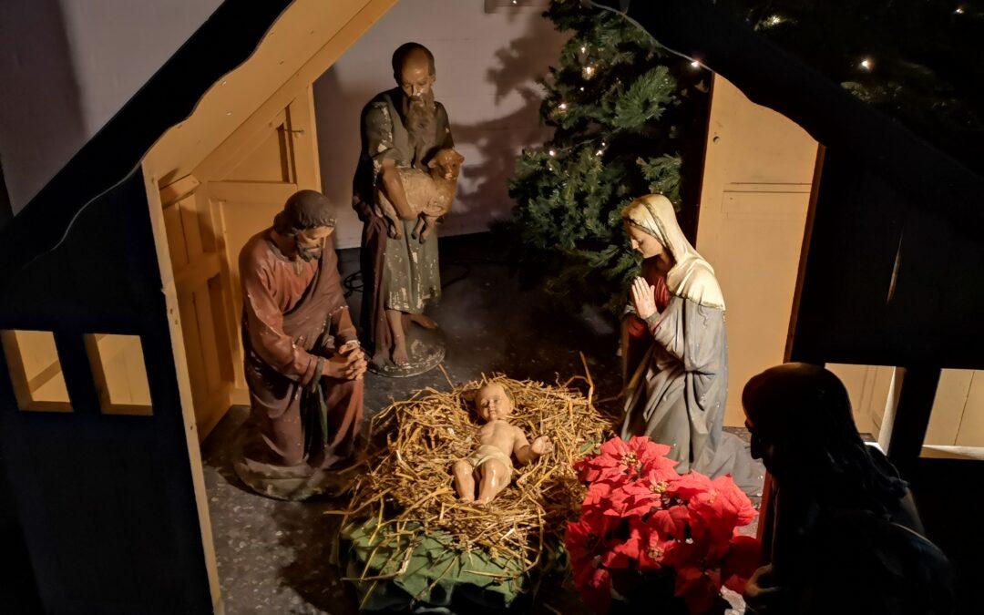Weihnachtsgruß an die Schulgemeinde