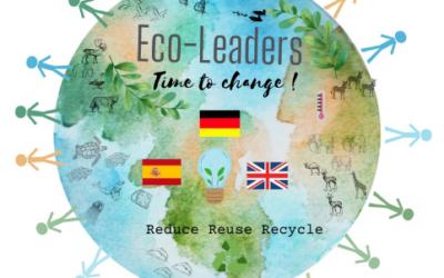 Eco-Leaders berichten über Erasmus+ -Projekt