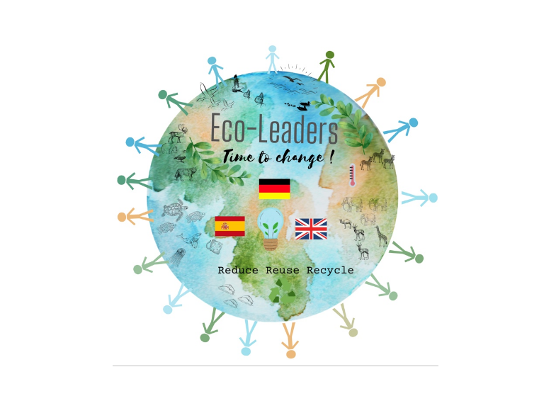 Schülerin gewinnt Logo-Wettbewerb bei Erasmus+