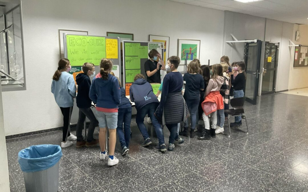 Eco-Week! 4. Tag – Donnerstag